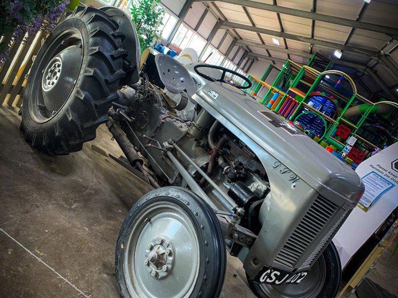 Fergy the Tractor