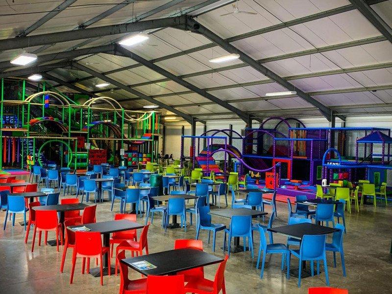 Bongo's Giant Indoor Play Area