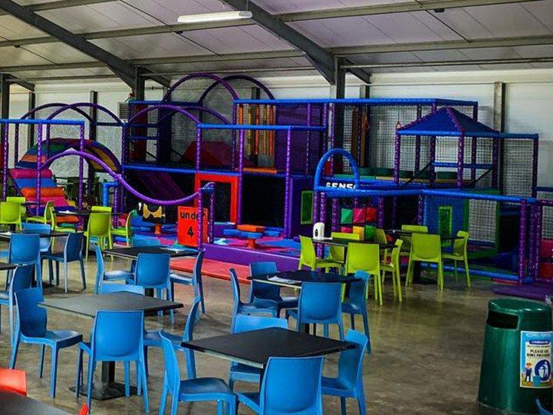 Bongo's Toddler Indoor play Area