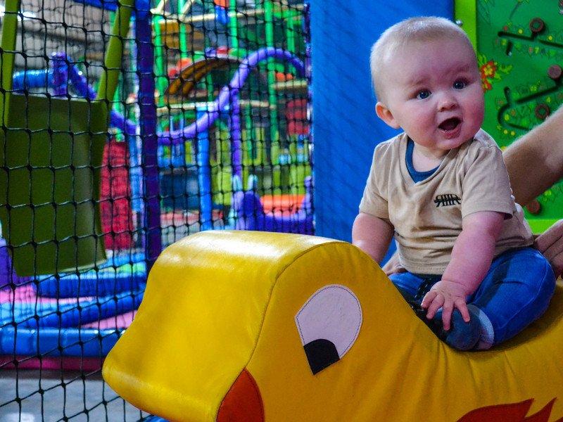 Bongo's Under 2 Indoor Play Area